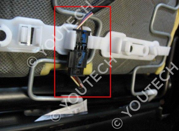 solution voyant airbag allum bmw e81 e82 e87 e88. Black Bedroom Furniture Sets. Home Design Ideas