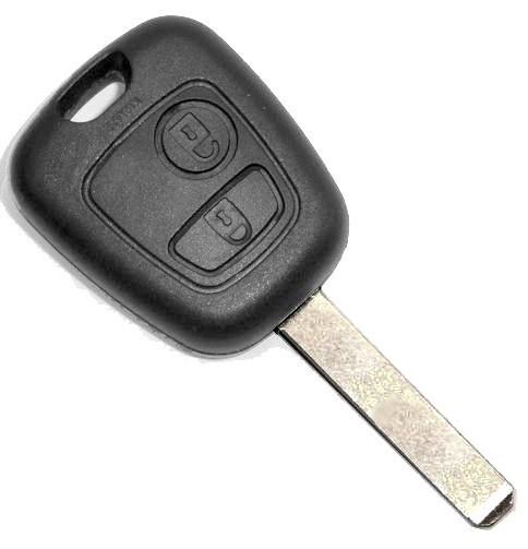 Coque télécommande Peugeot 107 207 307