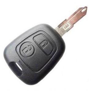 Coque télécommande Peugeot 106 206 306