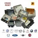 Réparation calculateur airbag 13576859 13582437AB 5WK41140B 5WK41150B 5WK4175 5WK42905 619484800