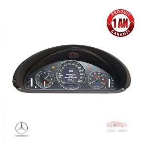 Réparation compteur Mercedes CLK W209 W211
