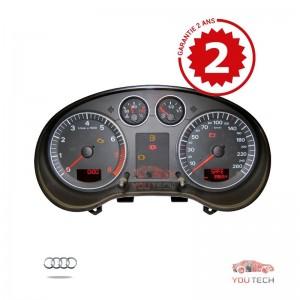 Réparation compteur Audi A3 S3 (8L)