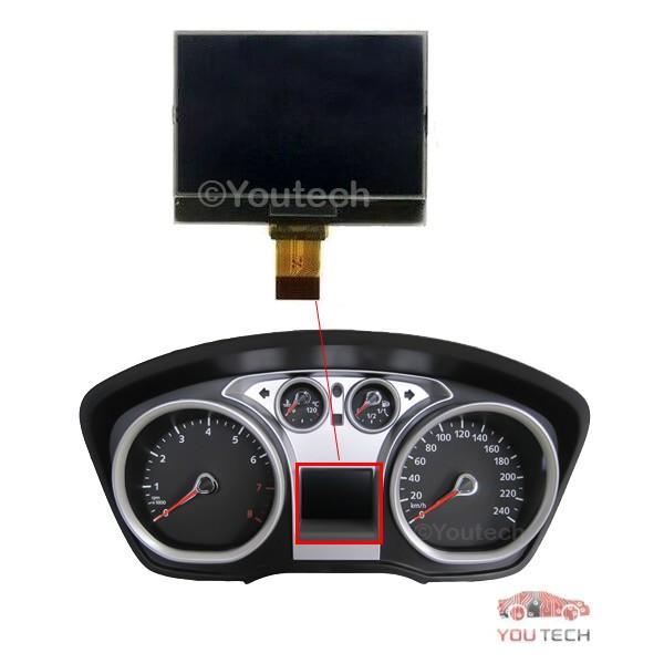 Ecran compteur Ford Focus C-Max Kuga Galaxy