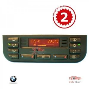 Réparation commande climatisation BMW