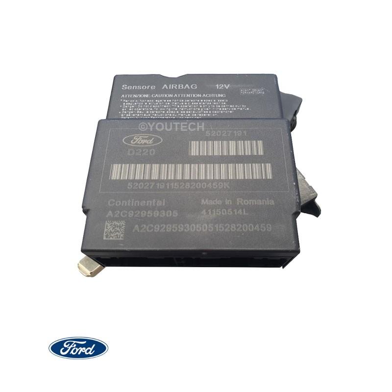 Réparation calculateur airbag 51925902 Ford KA