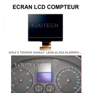 Ecran Lcd compteur VW JETTA