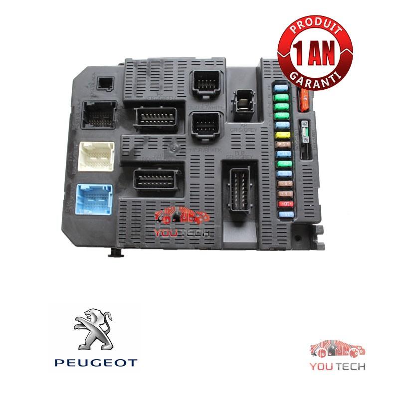 Programmation BSI Peugeot Citroën