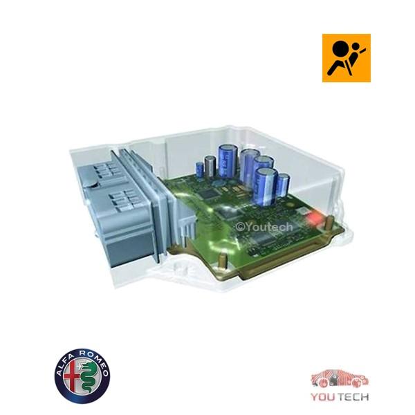 Réparation calculateur airbag Alfa Romeo 156