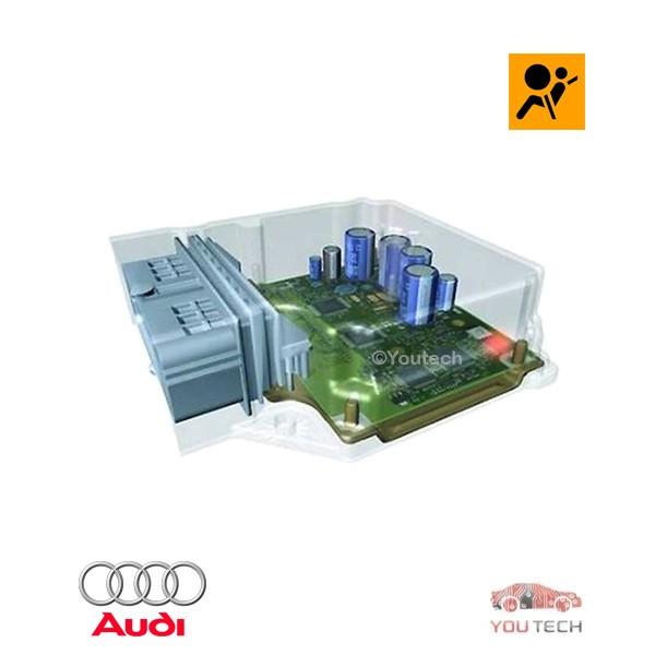 Réparation calculateur airbag 8W0959655F 8W0 959 655 F Audi A4