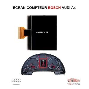 Ecran Lcd compteur AUDI A4
