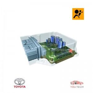 Réparation calculateur airbag 89170-0H020 212388-102 AYGO