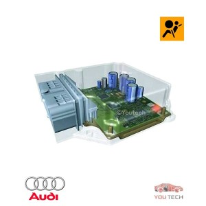 Réparation calculateur airbag 4F0 959 655 B 4F0959655B Audi A6 C6