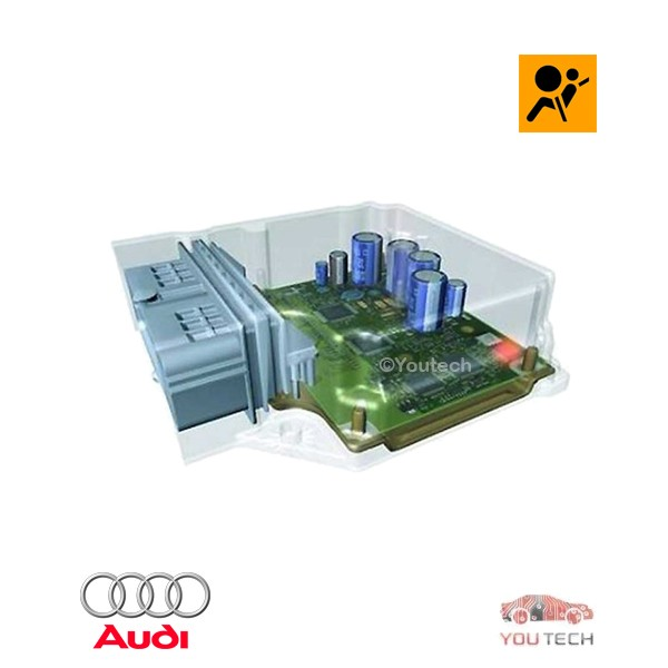 Réparation calculateur airbag 8K0959655N 8K0 959 655 N Audi A5