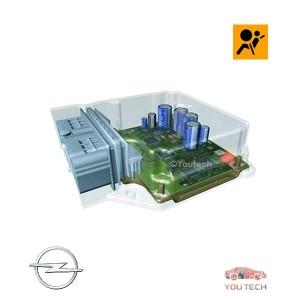 Réparation calculateur airbag 8200112746A Vivaro