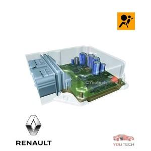 Réparation calculateur airbag 8200117654A Autoliv Megane