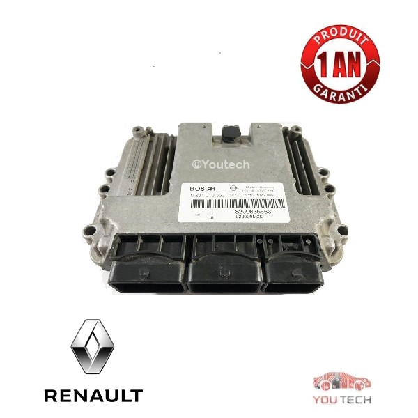 Réparation calculateur moteur Trafic 2.5 DCI