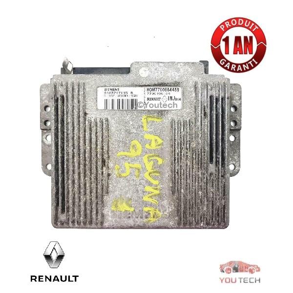 Réparation calculateur Siemens Fenix 5 Clio 1.6