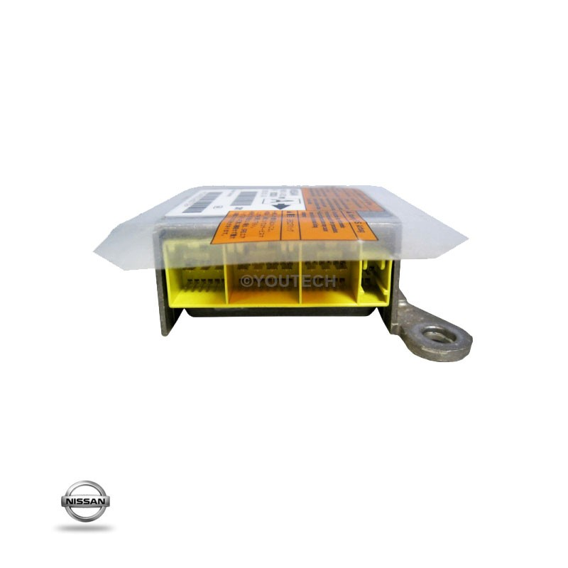 Réparation calculateur airbag Pathfinder 0285010820 98820 5X10A