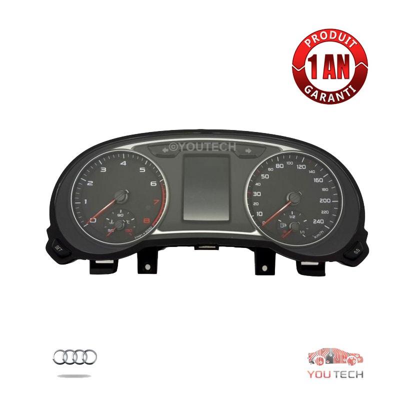 Réparation compteur Audi Q3