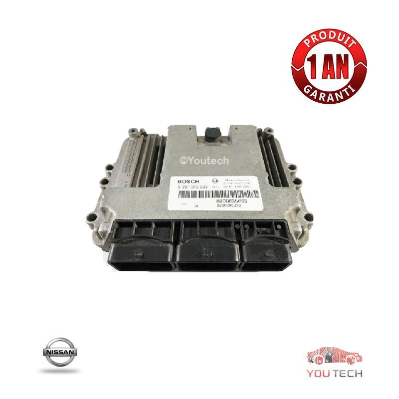 Réparation calculateur moteur Nissan Primastar