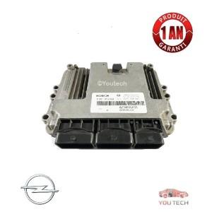 Réparation calculateur moteur Opel Movano