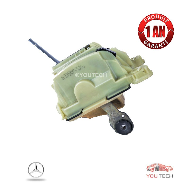 Réparation sélecteur vitesse Mercedes CLK W209