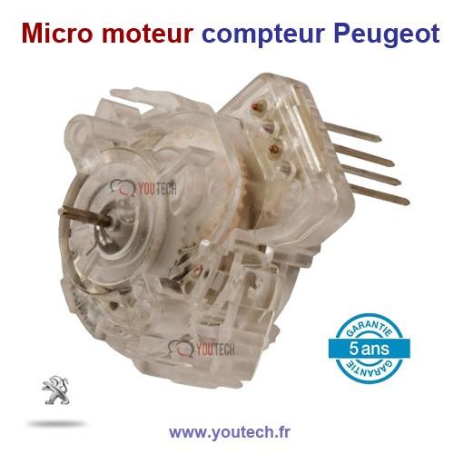 Micro moteur compteur 206