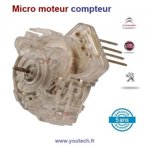 Micro moteur compteur Evasion Ulysse ZETA