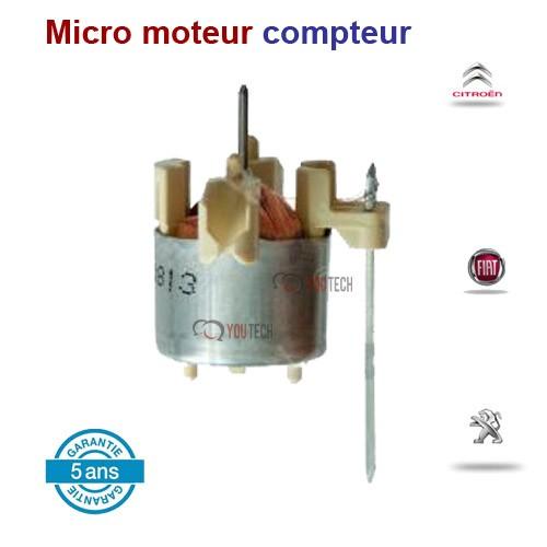 Micro moteur pour jauge température et carburant