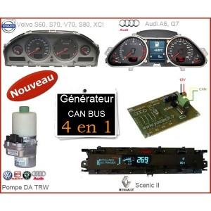 Générateur CAN BUS 4 en 1