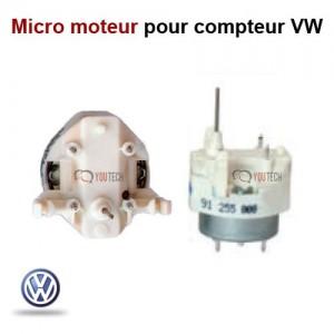 Micro moteur compteur VW Golf 4 Bora Passat T4 T5 Sharan Polo 4