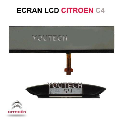 Ecran Lcd compteur Citroen C4