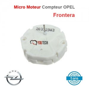 Micro moteur compteur Opel Frontera