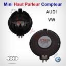 Mini haut parleur compteur Audi vw