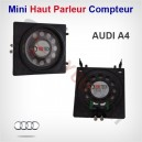 Mini haut parleur compteur Audi A4