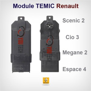 Problème vitre électrique Renault Megane 2