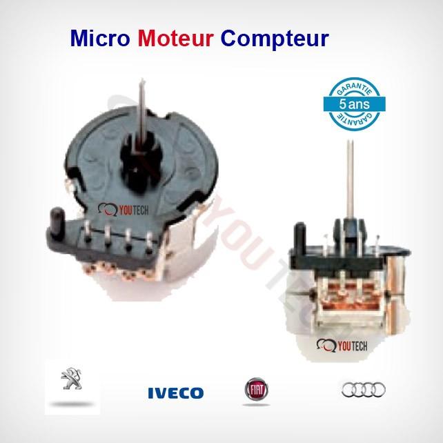 Micro moteur compteur Peugeot