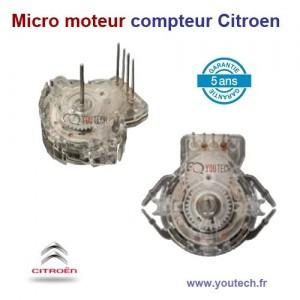 Micro moteur compteur Berlingo