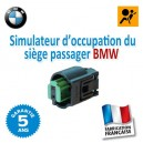 Simulateur d'occupation siège passager BMW