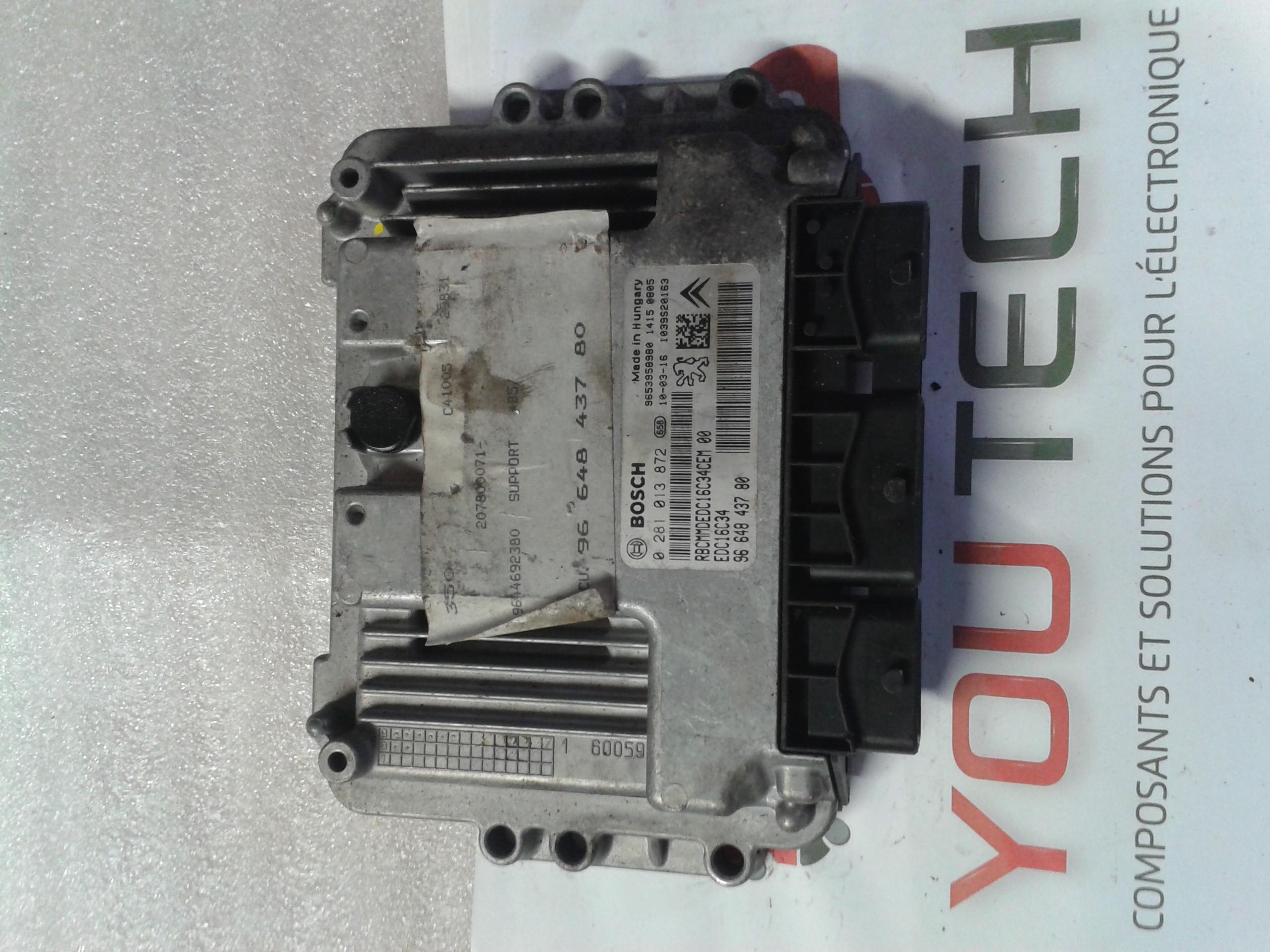 Bosch 0281013872