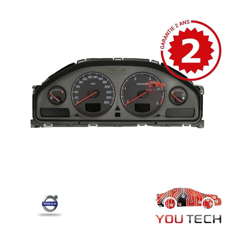Réparation compteur tableau de bord Volvo S70