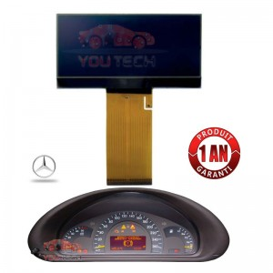 Ecran compteur Mercedes W203 AMG W203
