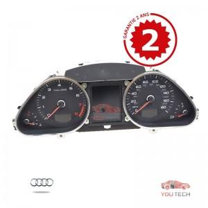 Réparation compteur Audi Q7
