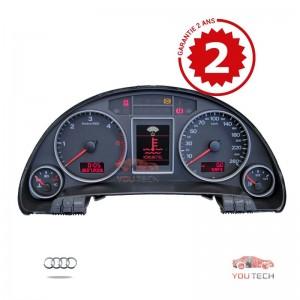 Réparation compteur Audi A4
