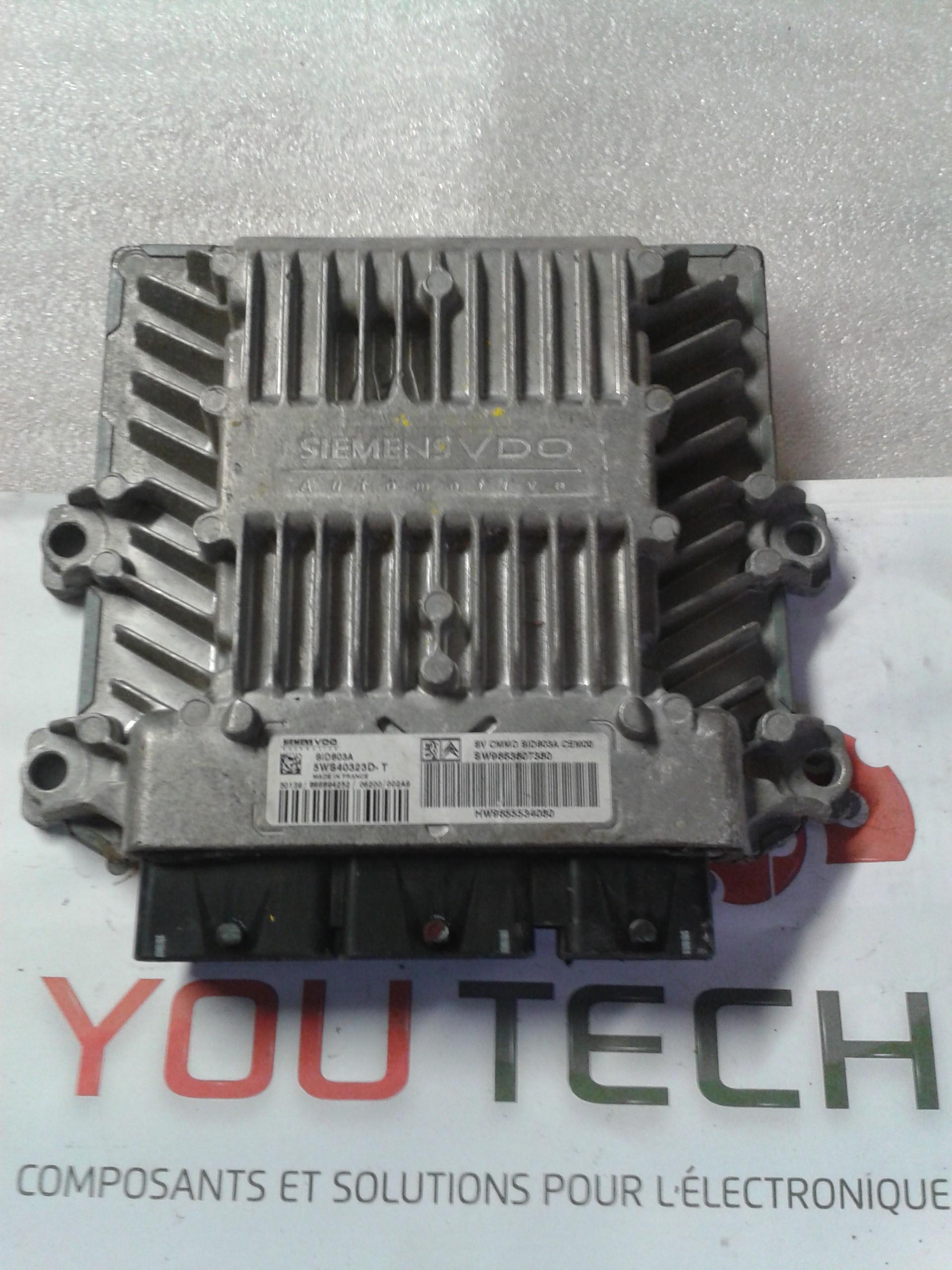 Siemens VDO 5WS40323D-T
