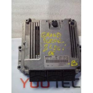 Réparation calculateur Renault 0281011814 8200462452