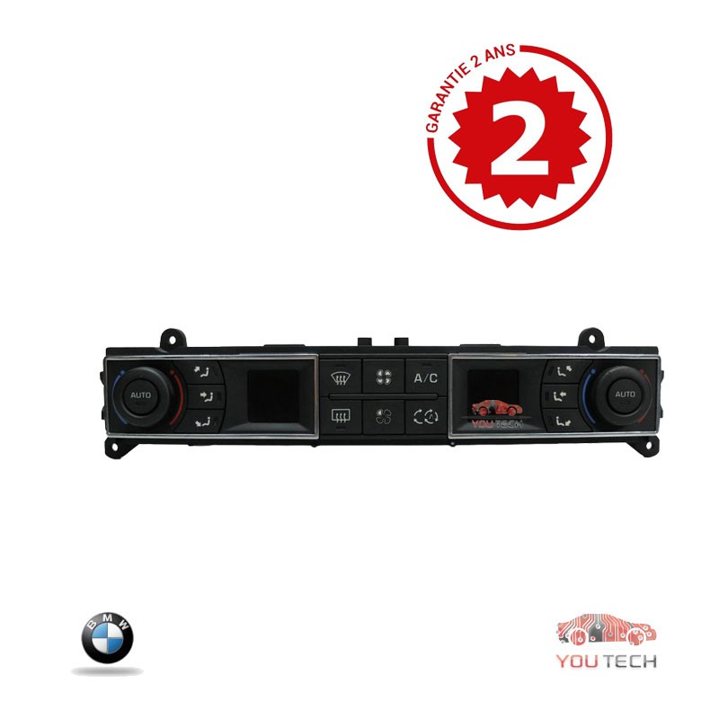 Réparation commande climatisation chauffage Citroën C5