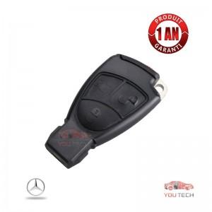 Réparation Télécommande Mercedes Classe G & S