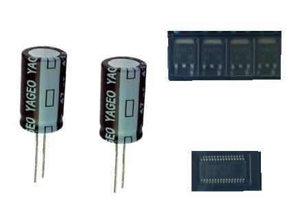 Kit réparation inverter Toshiba Philips LG